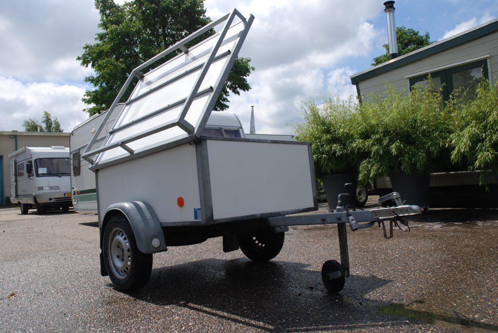 Bagagewagen / Montagewagen *Tweedehands / Gebruikt* Image