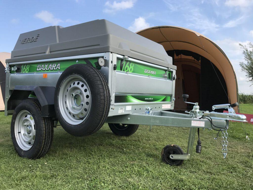 Daxara XA 168 Bagagewagen *Nieuw* Image